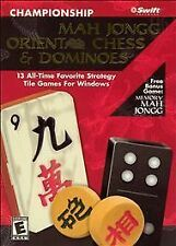 COSMI Championship Mah Jongg, Oriental Chess & Dominoes (Windows), Acceptable Vi