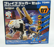 Zoids Neo Blox Brave Jaguar Set NBZ-07 Combo Pack Mint in Box