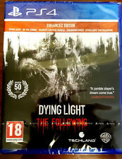 Dying Light The Following Enhanced Edition PS4 Brand New & Sealed