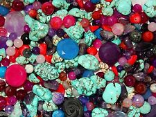 1 kg semi-precious stone all sorts and sizes SUMMER mix combined post
