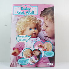 """Vintage 1992  Tyco Baby Get Well Doll 17"""" Tall  Retro New In Box NICE"""