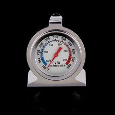 Classic Stand Up Food Meat Dial Oven Thermometer Temperature Gauge Gage GU