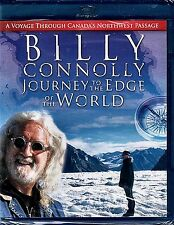 NEW BLU-RAY // Billy Connolly: Journey to the Edge of the World //  3 Hours +