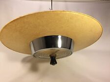 Retro Vintage Industrial Pendant Light Ceiling Fixture Lamp Atomic Saucer
