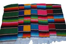 29 x 14 3/4 inches Sarape Serape Mexican Saltillo Southwestern