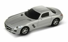 Mercedes Benz SLS AMG Car USB Memory Stick 4Gb - Silver