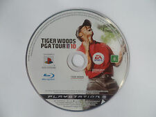 TIGER WOODS PGA TOUR 10 PS3 Game Playstation 3 Game Disc Only