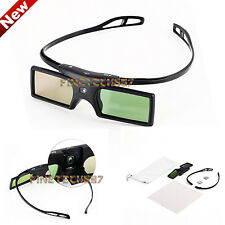 New G15-DLP 3D Active Shutter Glasses for DLP-LINK 3D Projectors 96-144Hz U7