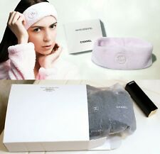 CHANEL Limited VIP Gift Pink Sport/Salon/Spar Hairband/Headband