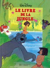 LIVRE ANIMES POUR ENFANTS . LE LIVRE DE LA JUNGLE . DISNEY .