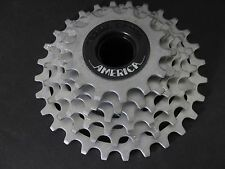 Regina America CX 13-24  5 speed freewheel NOS top quality fit DeRosa / Masi
