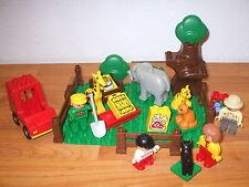 LEGO®: Duplo Kleiner Zoo mit vielen Baby Tieren