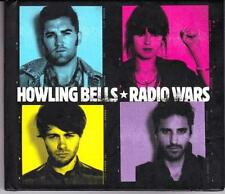 HOWLING BELLS ( INDEPENDIENTE '09 2 CD)  RADIO WARS  - HARD COVER BOOK