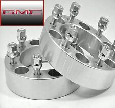 (2) Pc 2003-2013 GMC CANYON BILLET WHEEL SPACERS 2.00 Inch # 6550E1215-2