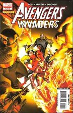 JUST REDUCED-Avengers Comics-Avengers/Invaders, Avengers Academy, annuals, more!