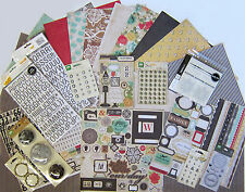 Crate Paper [Portrait] Vintage Wedding Paper & Embellishments (Set C)  $70. msrp