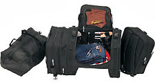 SADDLEMEN DELUXE TAIL BAG BAGS HARLEY SPORTSTER XL IRON FORTY-EIGHT 1200 883