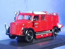 MERCEDES BENZ TLF-15 FIRE ENGINE 1950 1:43 43013 NEW YATMING ROAD SIGNATURE