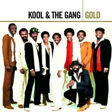 "KOOL AND THE GANG ""GOLD"" 2 CD NEU"