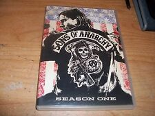 (3) Sons of Anarchy: Season 1 3 4 (DVD, 2012, 4-Disc Set) Drama TV Show
