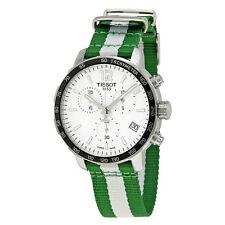 Tissot Quickster Boston Celtics Chronograph Mens Watch T0954171703717