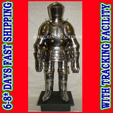 Mini Medieval Suit of knights Armor for Home Office Decoration 3Feet Height