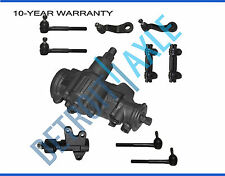 10pc Complete Front Suspension and Gearbox Kit for Chevrolet Tahoe GMC Yukon 4WD