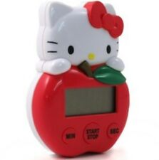 Hello Kitty Red Kitchen Timer