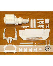 DETAIL UP RESIN ENGINE for FORD GT40 MKI 1/24 FUJIMI