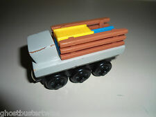HTF THOMAS THE TANK ENGINE WOODEN CATHERINE CARGO TRAILER RAILROAD TRAIN CAR
