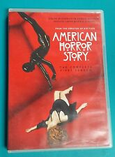 American Horror Story The Complete First Season DVD 3-Disc Set 1st S1 First