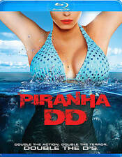 Piranha DD Blue-ray (3D Not Included) [Blu-ray] by