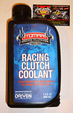 New Tomar Racing Clutch Coolant 1 qt Cobra LEM KTM KX ECX50 50cc King SR JR CX50