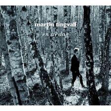 MARTIN TINGVALL - EN NY DAG  VINYL LP JAZZ  NEW+