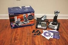 Saitek X52 Flight Control System - USB Joystick & Throttle Free Shipping