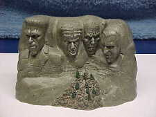 1999 SIDESHOW CLASSIC MONSTER MOUNTAIN STATUE MUMMY FRANKENSTEIN DRACULA + MIB
