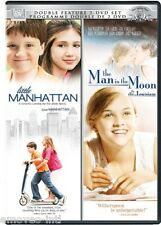 THE MAN IN THE MOON + LITTLE MANHATTAN (WS) *NEW DVD*