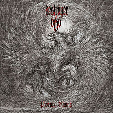 Destroyer 666 (Deströyer 666) - phoenix rising, CD, Neuware