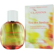 Clarins Eau Des Jardins by Clarins Fragrance Spray 3.4 oz