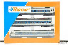 ROCO 69004 H0-AC / Triebwagen DB ET 420 mit Digitaldecoder / blau-grau / in OVP