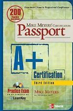 Mike Meyers' A+ Certification Passport, Third Edition (Mike Meyers' Certficiatio