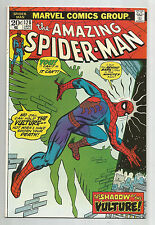 "AMAZING SPIDER-MAN (v1) #128: Bronze Age Grade 9.0 ""The Shadow of the Vulture""!!"