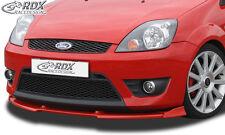 RDX Frontspoiler VARIO-X für FORD Fiesta ST MK6 JD3