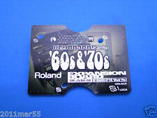 Roland SR-JV80-08 60s & 70s Keyboards Exp. Board Free shipping!!