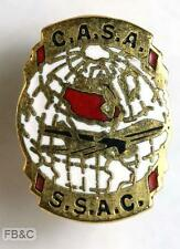 Canada Civil Aviation Safety Alert Lapel Badge - Mackenzie-Orr Collection
