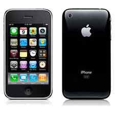 Apple iPhone 3GS - 8GB - Black (AT&T) Smartphone CLEAN ESN