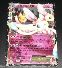 Sylveon EX RC21/RC32 XY Generations Radiant Collection NEAR MINT Pokemon Card