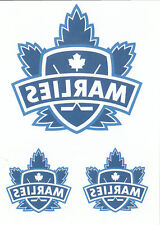 15/16 UPPER DECK AHL TATTOOS #28 TORONTO MARLIES *16549