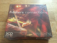 Fiddlers Connections - Music CD - 3 CD Box Set