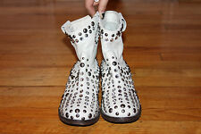"""Mia Limited Edition """"Buullet"""" Ankle Boots Black Size 6M"""